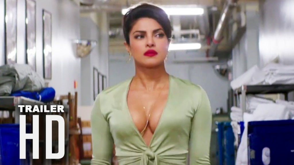 Priyanka Chopra loves her villain role in Baywatch