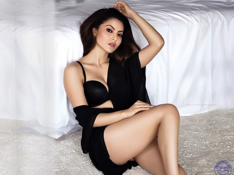 Actress-model Urvashi Rautela