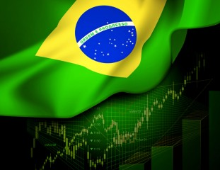 Wow! Brazil stock markets yields almost 40 percent gain in 2016!