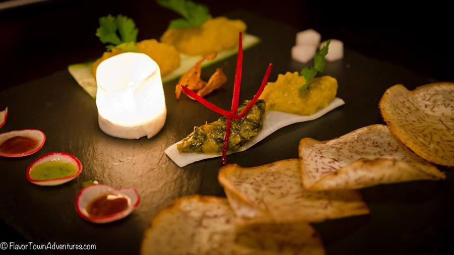 Siddharth's dish