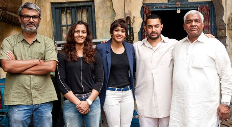 Aamir Khan's Dangal creates Bollywood history by becoming biggest grosser