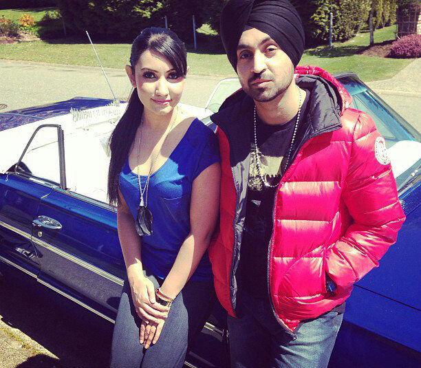 Diljit Dosanjh, wife not on talking terms