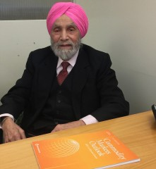 Dr Shamsher Singh Babra, the first Sikh to join the World Bank, was a class-mate of Punjab chief minister Parkash Singh Badal in Lahore.
