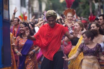 Bloco Bollywood Sao Paulo