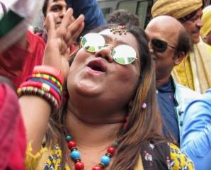Bollywood Bloco fun