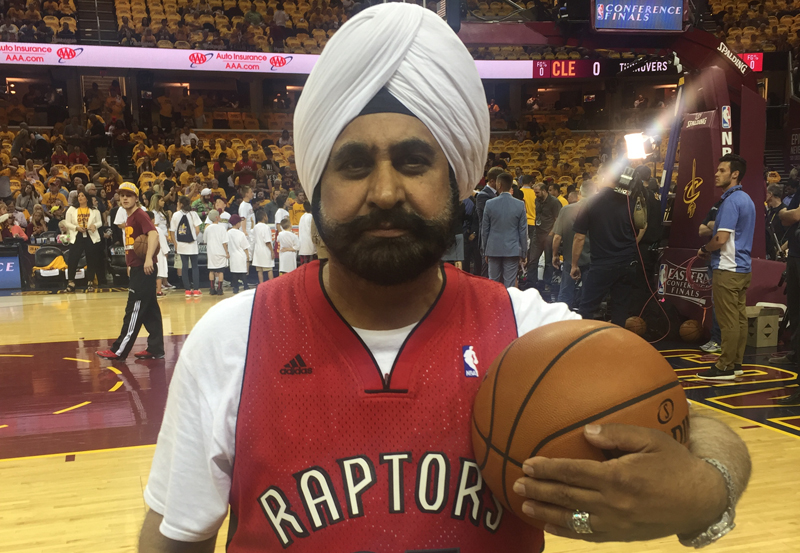 Toronto Raptors Superfan Nav Bhatia plans adoption centre in India for orphan girls