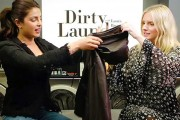 Priyanka Chopra brings her ex-boyfriend's jacket on Dirty Laundry show.