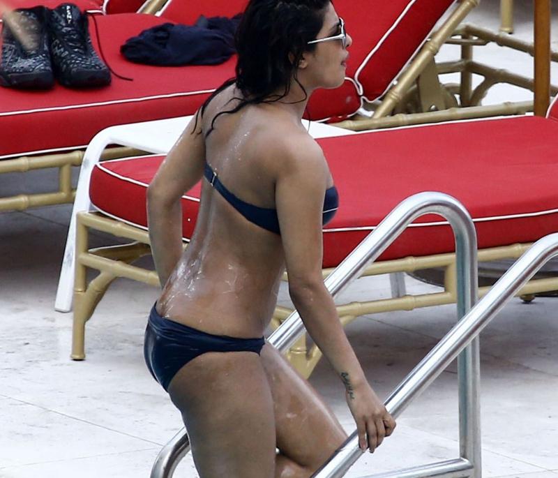 Priyanka pictures in bikini go viral