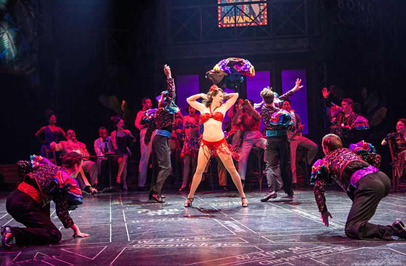 Guys and Dolls at Stratford: A Scintillating Delight