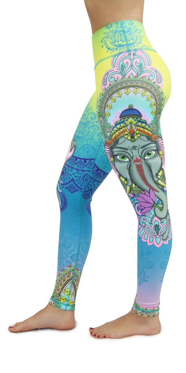 Miami Fitwear Ganesha leggings