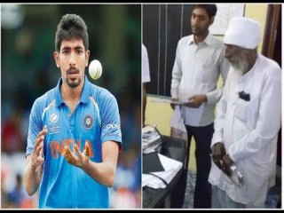 Millionaire cricketer Jasprit Bumrah's grandfather struggling as an auto driver