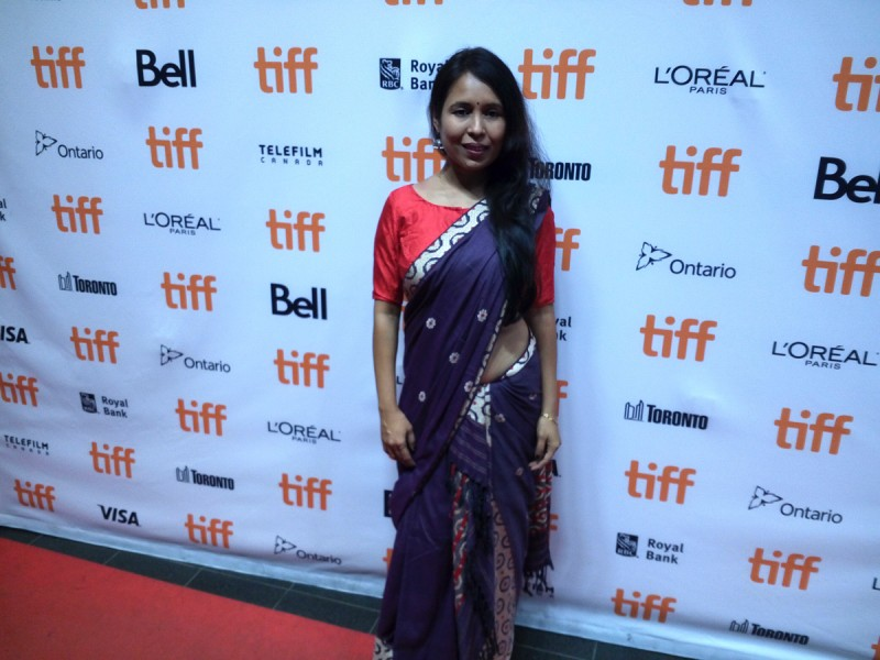 Rima Das at TIFF