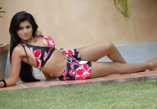 Actress model Aarti Puri hot images